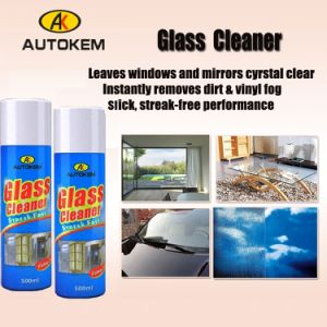 Car Glass Cleaner, Foaming Glass Cleaner, Foam Aerosol Glass Cleaner pictures & photos