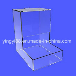 High Quality Acrylic Dry Food Dispenser (YYB-846) pictures & photos