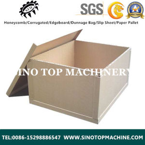 Corrugated Carton Box with Corrugated Sheets pictures & photos