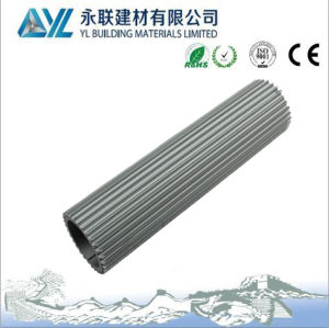 High Quality Factory Price 6063 T5 Aluminum Profile for Heatsink pictures & photos