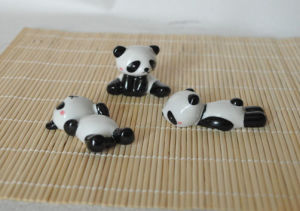 Lovely Panda Rabbit Shape Chopsticks Rack/Chopsticks Holder/Chopsticks Stand pictures & photos