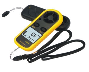 GM816 Digital Wind Anemometer, Vane Anemometer pictures & photos