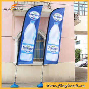 Small Event Promotion Digital Printing Feather Flag/Flying Flag Banner pictures & photos