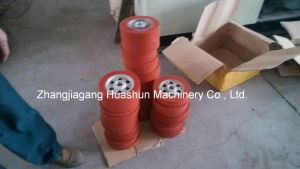 Silicon Wheels for PS Moulding Frame Stamping and PVC Profile pictures & photos