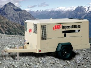 Ingersoll Rand/Doosan Portable Air Compressor (P600WIR) pictures & photos