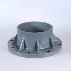 UPVC Pipe Fitting Flange Good Price pictures & photos