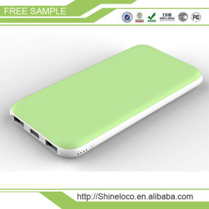 10000mAh Portable External Power Bank for Smartphone pictures & photos