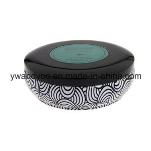Promotional Natural Soy Candle in Tin with Matched Lid