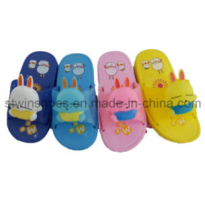 EVA Shoes Flip Flop Lovely Wholesale Slippers for Kids