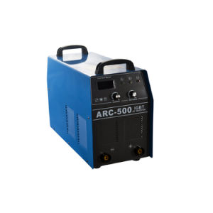 High Quality Portable 500A IGBT DC Arc Inverter Welding Machine
