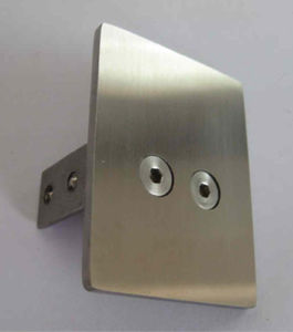 New Designs Stainless Steel Interior Sliding Door Hardware (EAA-014) pictures & photos