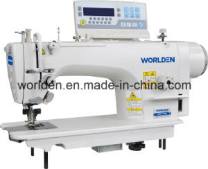 Wd-7770-D3 High Speed Straight Direct Drive Lockstitch Sewing Machine pictures & photos