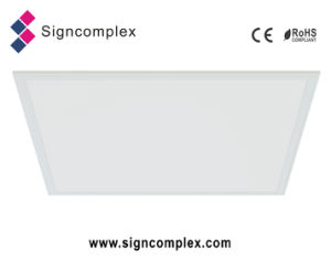 5 Warranty Years 60X60cm Square Recessed Samsung LED Panel with CE RoHS ERP pictures & photos