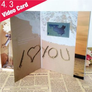 Video Wedding Invitation Card pictures & photos
