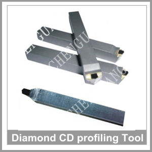 Diamond Tools with Roung Tip, Cylindrical Diamond Turning Tools, Diamond Boring Tools pictures & photos