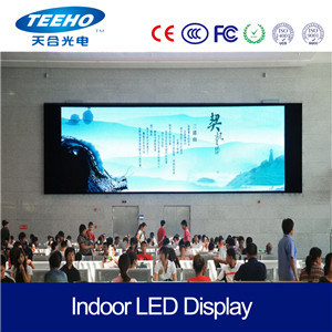 High Resolution P6 Full Color LED Display pictures & photos