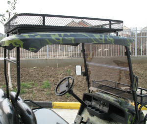 Electric Hunting Buggy. Two Seats, Golf Buggy, off Road Buggy, ATV pictures & photos