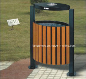 Park Bins, Trash Bin, Dustbin for Public Place, Outdoor Dustbins FT-Ptb014 pictures & photos