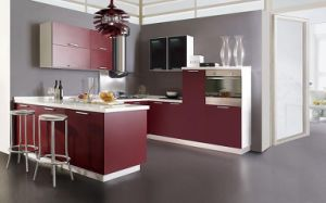Hot-Selling Melamine Carcass Kitchen Cabinet