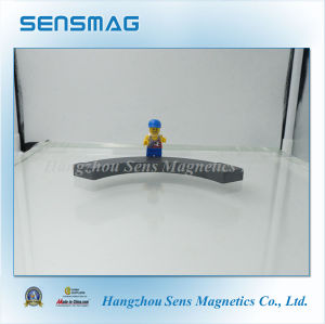 Customized Large Arc Ferrite Magnet for Motor, Brake pictures & photos