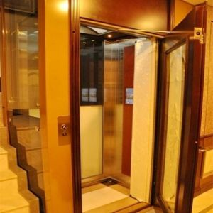 Residencial Home Electric Elevator Villa Elevator Lift pictures & photos