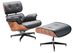 Office Metal Leisure Leather Lounge Recliner Sofa Barcelona Chair (RFT-F66) pictures & photos