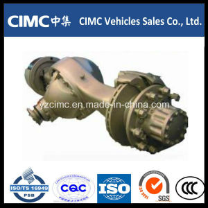 Shacman Donglong Spare Parts 16 T Drive Axle pictures & photos