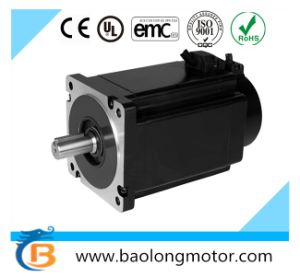 34SSM8401EC Closed-Loop Servo Hybrid Stepper Motor with Encoder pictures & photos