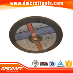 4′ Cutting Grinding Disc for Inox Metal pictures & photos