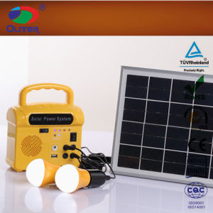 Oltsj1007 Cheapest Solar System for Home Use Made of ABS Cover