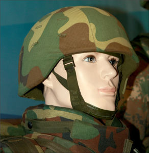 Nij Iiia UHMWPE Bulletproof Helmet for Defence pictures & photos