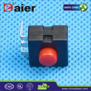 3pin 3position Flashlight Push Button Switch (PBS-08) pictures & photos
