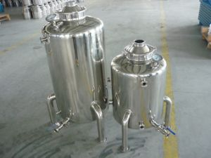 Stainless Steel Distiller with Leg 80L-150L pictures & photos