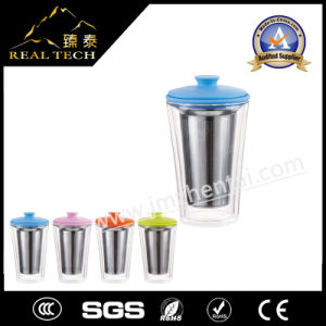 Wholesale Double Wall Glass Cup