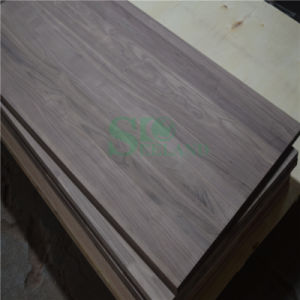 Manufacture Solid Panel Wood Make with Black Walnut pictures & photos