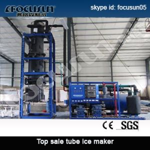 Beverage/ Drinks Cooling Tube Ice Maker/15ton Tube Ice Machine pictures & photos
