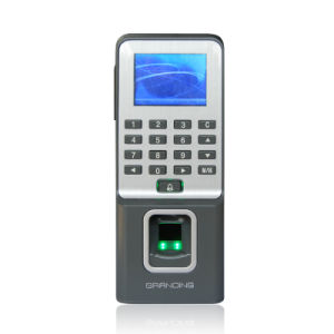 Fingerprint Security Access Control Systems with Wired Door Bell Connection (F09) pictures & photos