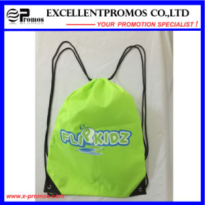 Wholesale Custom Cheap Polyester Drawstring Bag (EP-B6192) pictures & photos