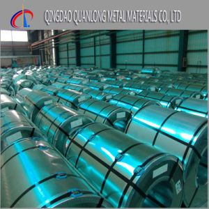 Oiled Hot DIP Aluzinc Galvalume Steel Coil pictures & photos