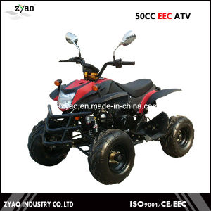 50cc EEC Sports ATV for Kids with High Quality Hot Sale EEC Quad ATV EEC Approval pictures & photos