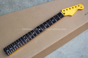 Hanhai Music / Electric Guitar Neck with Rosewood Fretboard (DIY Guitar) pictures & photos