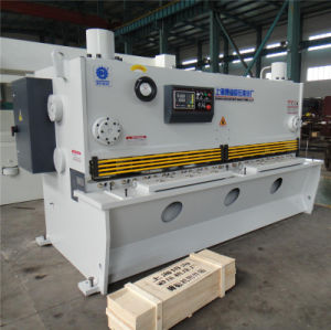 Hydraulic Guillotine Shear (6X2500) pictures & photos