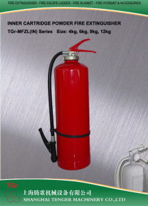 9kg ABC Dry Powder Fire Extinguisher-Inner Cartridge pictures & photos