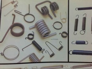 Pressure Tension Spring, Torsional Spring, Heteromorphism Spring, mobile Phone Antenna pictures & photos