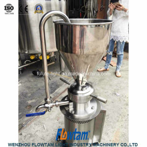 High Capacity Stainless Steel Green Beans Colloid Mill pictures & photos