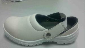 Shanghai Lingtech White Safety Sandals pictures & photos