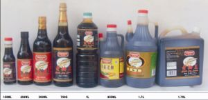 Top Grade Mushroom Soy Sauce of 1.6L pictures & photos