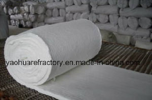 Low Thermal Conductivity Needled Ceramic Fiber Blanket