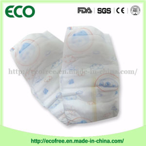 High Quality Soft Breathable and Dry Baby Diaper pictures & photos