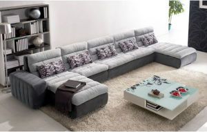 100% Factory Sofa Modern Sectional Design Lz031 pictures & photos